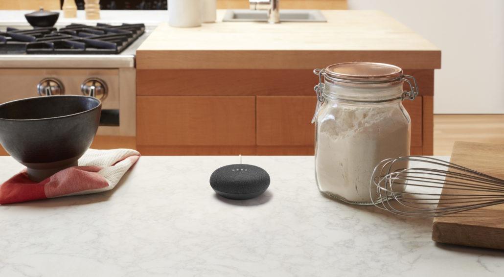 google home albert heijn speaker