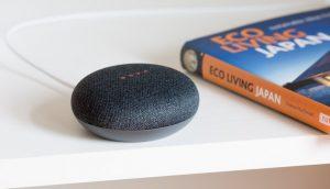 stopcontact met app koppeling smart speaker