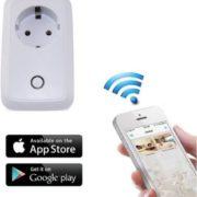 yubix plug-in wifi stopcontact