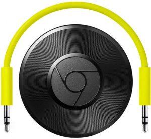 google chromecast audio voor koppelen sonos