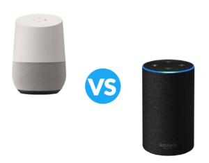 google home vs amazon echo 2 overzicht