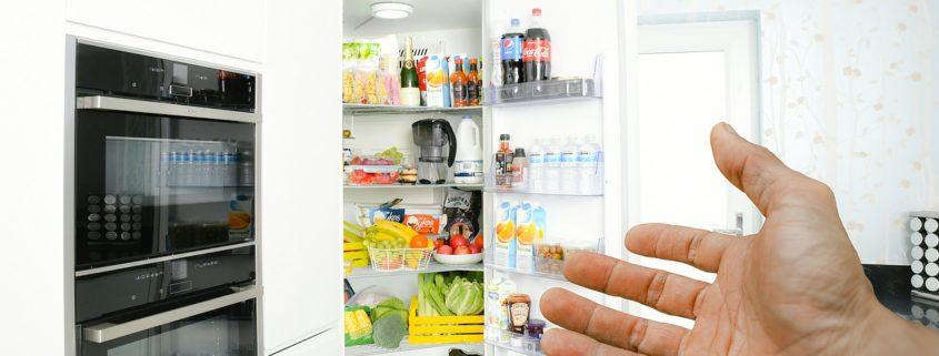 koelkast met geurenfilter