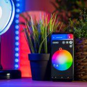 koppel smart home producten met smartphone