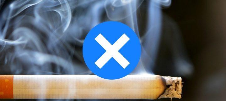 luchtreiniger voor sigarettenrook