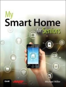 my smart home for seniors boek
