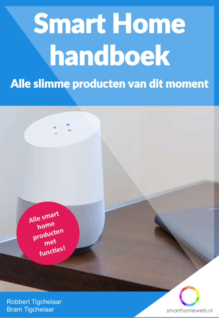 smart home handboek cover