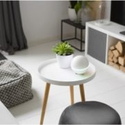 sonos koppelan aan google home kan via homey