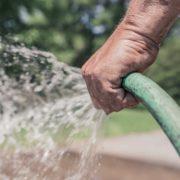 zelf water geven bij slimme bewatering tuin verleden tijd