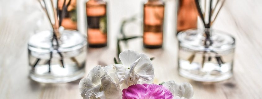 automatische parfum verstuiver