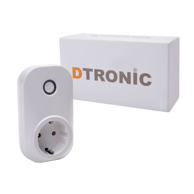 dtronic lc203 slimme stekker homekit