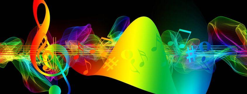lampen laten reageren op muziek