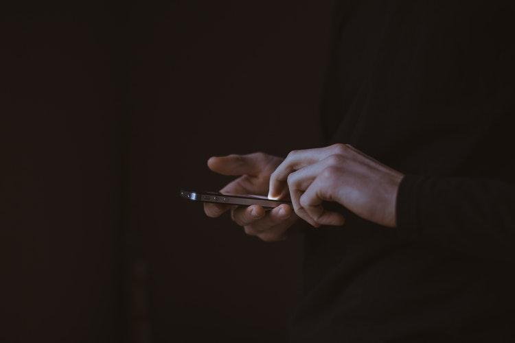 lichten bedienen met smartphone