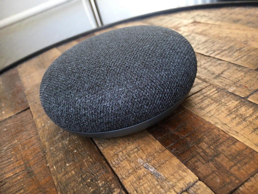 voordelen van google home