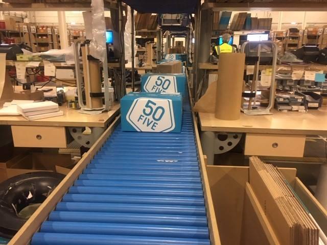 50five nieuwe dozen