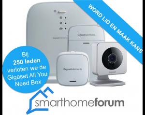 kans maken op smart home prijzen