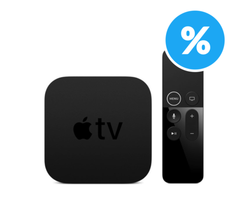 apple tv aanbieding