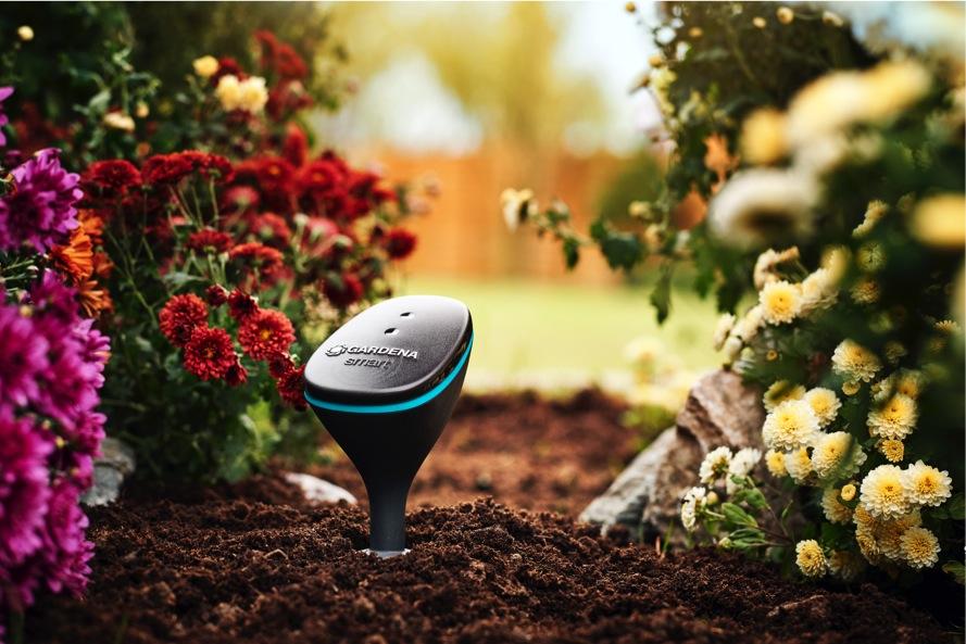 gardena apparaten met spraak bedienen