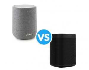 harman kardon citation one vs sonos one