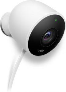 nest cam outdoor voor google home