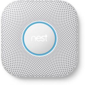 nest protect rookmelder voor google home