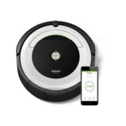 robotstofzuiger google home