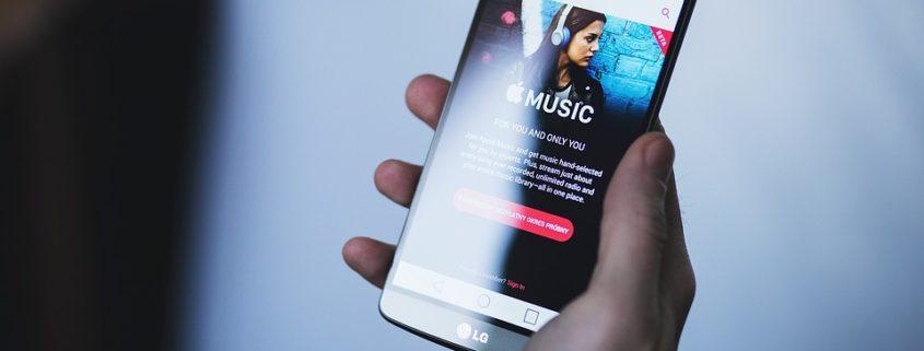 apple music koppelen aan google home
