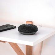 design vergelijken van smart speakers