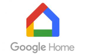 google home smart home merk