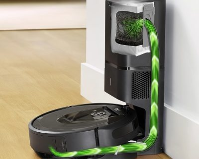 irobot roomba i7+ cleanbase