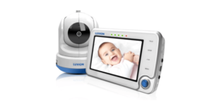 luvion supreme connect babyfoon