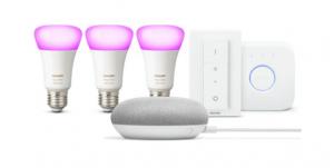uitgebreid slimme lampen pakket