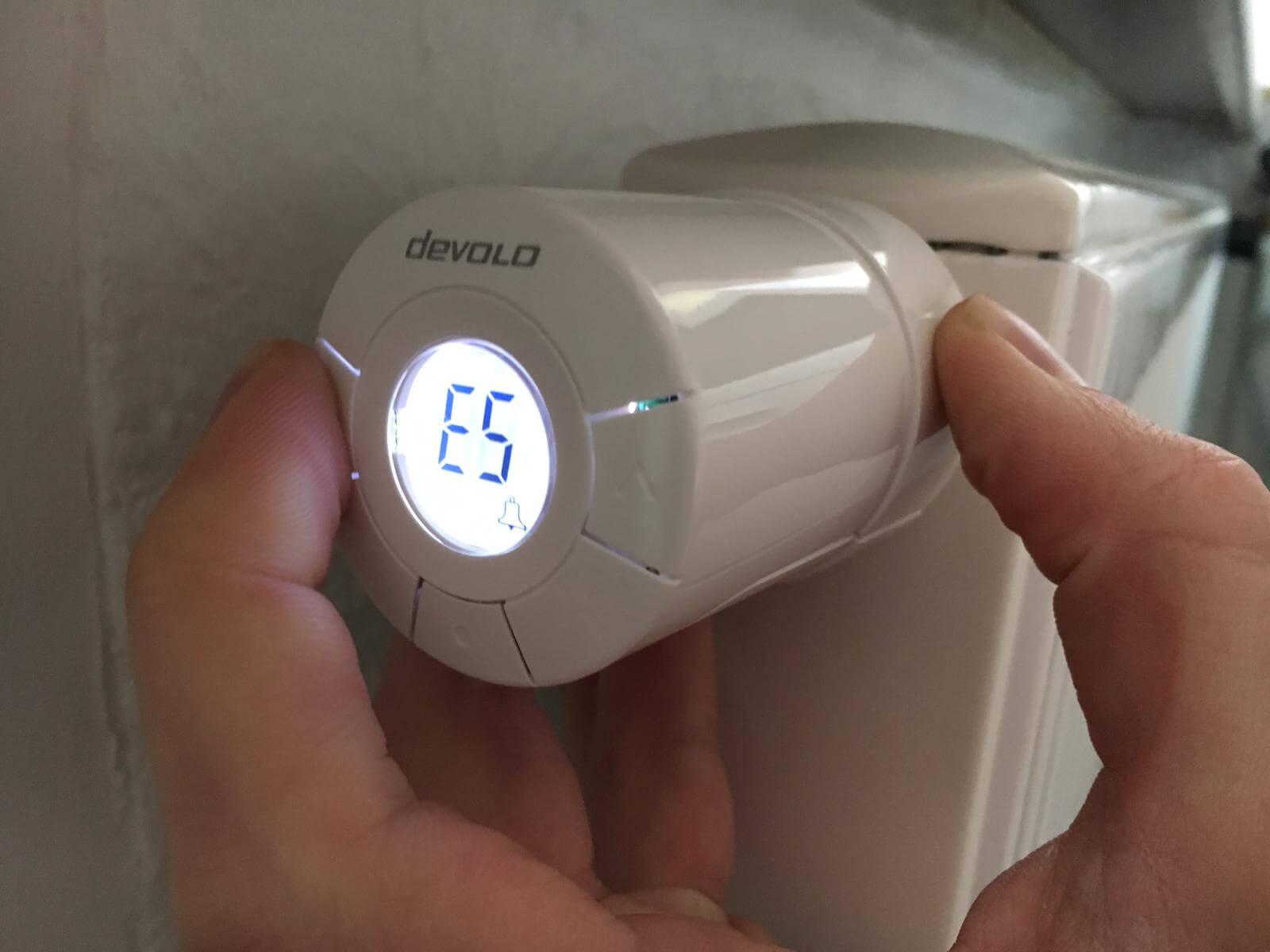 voordelen slimme thermostaatkraan
