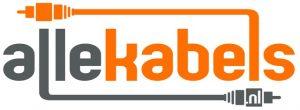 Logo van webshop Allekabels