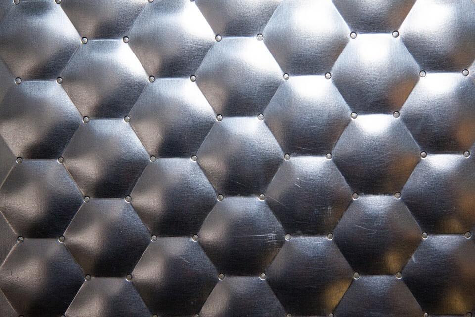 honingraatstructuur bij smart wasmachine