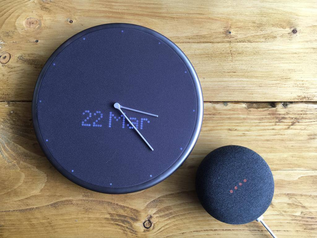 review Glance Clock