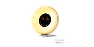 sensahome wake up light