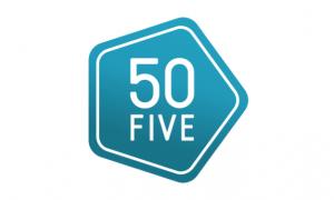 50five logo nieuw