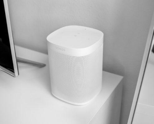 google assistant op sonos