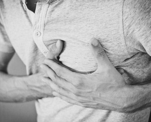 slimme speaker hartaanval