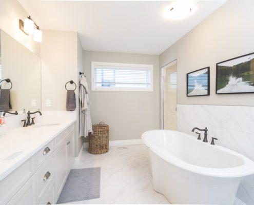 ikea spots badkamer