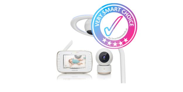 Verwonderlijk Top 10 slimme babyfoons + De Beste 2019 | Smarthomeweb.nl DI-43