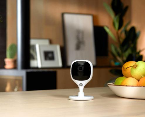 nieuwe yale slimme camera