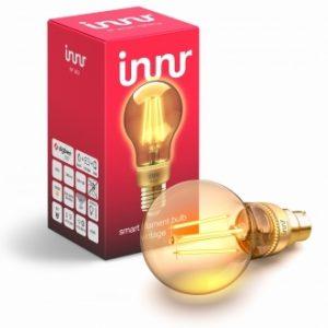 slimme filamentlamp innr