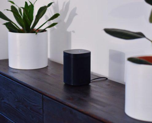 Sonos draadloze smart speaker met Bluetooth