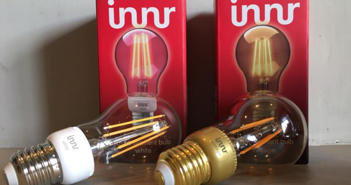 innr filament ledlamp review