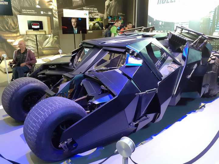 batmobile voor smarthomeweb