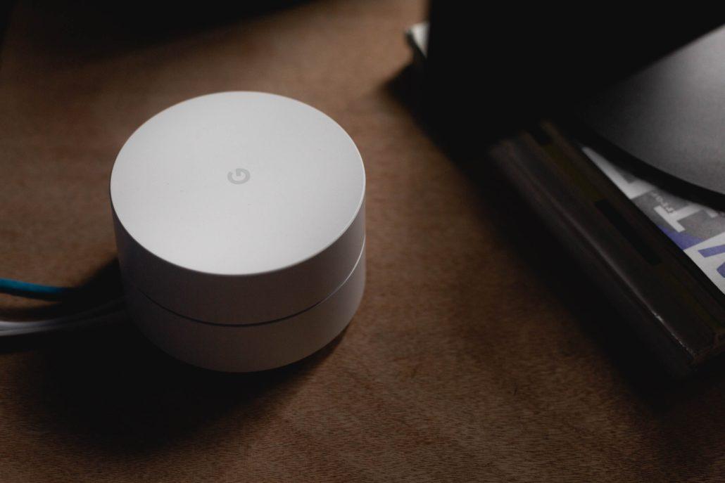 google nest wifi met google assistant