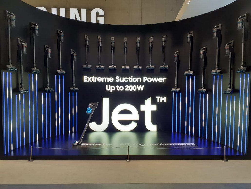 samsung powerstick jet steelstofzuiger