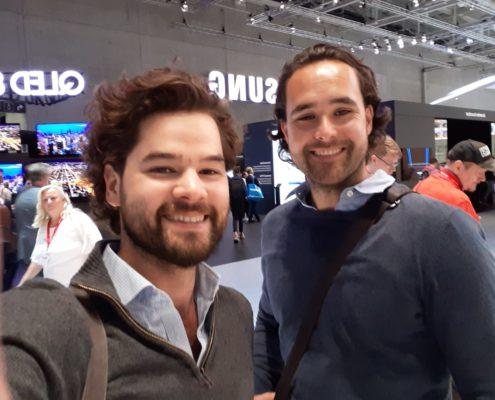 smarthomeweb.nl op ifa 2019 in berlijn