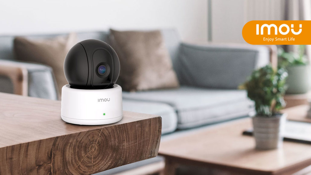 smart home beveiligen imou